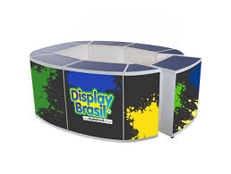 Basta Stand promocional   Display Brasil - Displays e Expositores #QH16