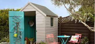how to paint u0026 refresh your garden shed at homebase co uk