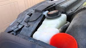 radiator for 2007 ford explorer 1998 ford expedition radiator gurgle fix burping the radiator