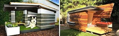 pics of modern houses modern dog house these modern dog houses are adorably stylish modern