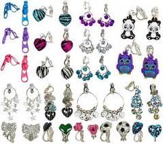 on earrings nwt justice nickel sensitive hypoallergenic clip on earrings