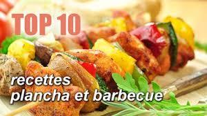 cuisiner avec la plancha top 10 des recettes faciles à la plancha et au barbecue top