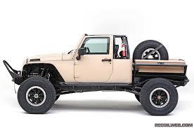 jeep yj rock crawler falken jk recon extreme rock crawler