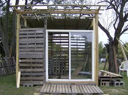 How To Build A Shed Out Of Wooden Pallets by Pallet Shed Building Rural Route Diaries