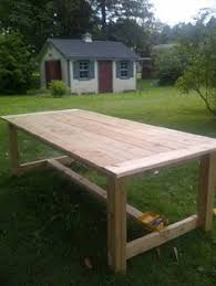 Make Your Own Picnic Table Bench by How To Make Your Own Farmhouse Table Farmhouse Table Base