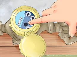 Low Water Pressure In Bathroom 4 Ways To Troubleshoot Low Water Pressure Wikihow