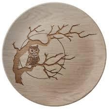tree design plates zazzle
