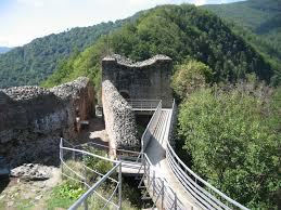 Dracula S Castle Poienari Citadel Dracula U0027s Castle Travel Information Romania And