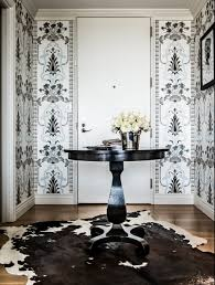 valuable round foyer rugs excellent ideas round trestle entry