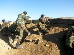 siege army syrian army attempts to lift siege on deir ezzor airport