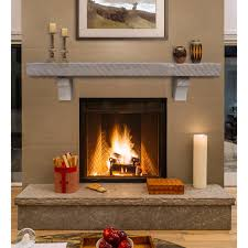pearl mantels pearl mantels deauville wood fireplace mantel surround hayneedle