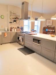 Ikea Kitchen Lighting Ideas Our Client U0027s Ikea Kitchen Renovation Came Out So Nice Bodbyn Door