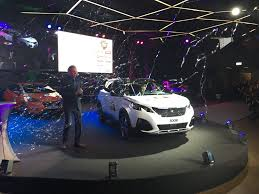 pijot car peugeot 3008 wins car of the year 2017 by car magazine