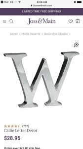 29 best aluminum letters images on pinterest metal letters