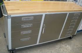 stainless steel workbench cabinets stainless steel work bench on wheel home ideas collection using