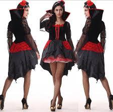 vampire costume for women fantasy halloween queen costumes