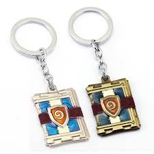 necklace key ring images Game hearthstone the grand tournament coin card necklace key jpg