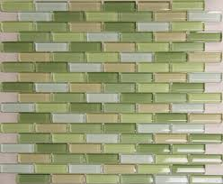 green kitchen tile backsplash decoration coloured subway tile for kitchen backsplashes