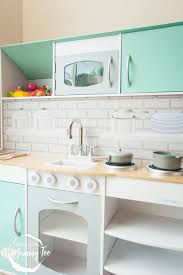 Dolls House Kitchen Furniture Plum U0027s 2 In 1 Play Kitchen And Dolls House Review Giveaway A
