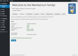 how to setup memberium with our wizard based installer memberium