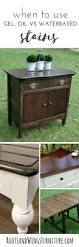 Refurbished End Tables by Best 20 General Finishes Glaze Effects Ideas On Pinterest Grey