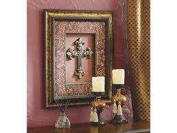 home interior products cross picture and candle holders celebrating home is the largest