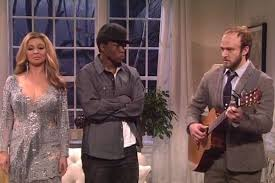 blue ivy and bon iver get snl treatment
