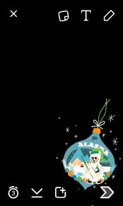 alaska snapchat christmas ornament filter wojdylo social media
