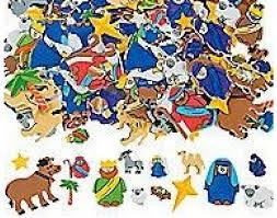 500 christmas christian nativity foam kids christmas craft