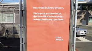 airbnb apologizes for billboards youtube