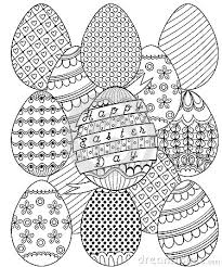 94 coloring pages adults easter check easter coloring