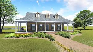plan 2597dh graceful southern home with wrap around porch