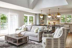 Living Room Accent Chairs White Roll Arm Sofa With Yellow Pillows Transitional Living Room