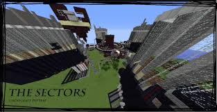 Minecraft Pvp Maps Sectors A Minecraft Pvp Map V 1 0 Minecraft Project