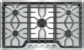 Wolf Downdraft Cooktop Kitchen Impressive Wolf 36 Pro Style Gas Rangetop Stainless Steel