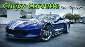 what is the difference between 2lt and 3lt corvette 2018 chevrolet corvette grand sport review 3lt 2lt 1lt