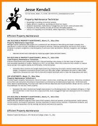 Example Resume For Maintenance Technician by Building Maintenance Resume Contegri Com