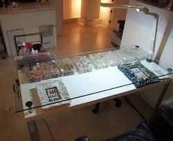 osaka nail salon crea in shinsaibashi with gel and acrylic nails