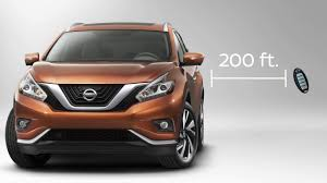 nissan murano warranty 2017 2017 nissan murano remote engine start if so equipped youtube