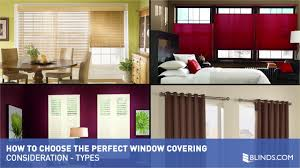 how to choose types of window coverings video gallery