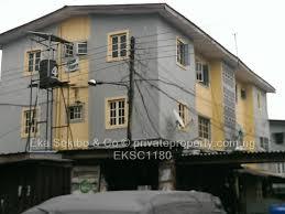 3 bed block of flats for sale in iponri alaka iponri private