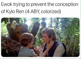 Ewok Memes - give that ewok a medal at least for trying memebase funny memes