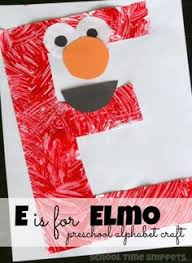 letter e crafts letters kindergarten preschool alphabet craft e elephant craft