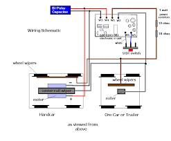 lionel reversing unit with a bi polar capacitor for a handcar