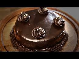 chocolate truffle cake eggless chocolate dessert recipe beat