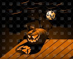 scary halloween wallpapers free scary halloween pumpkin vector image 4595 u2013 rfclipart