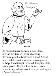 free printables saints of the month to teach the kids st