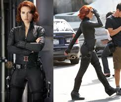 black widow jumpsuit of s t y l e black widow goes to the the sue