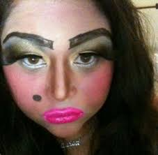 Makeup Meme - bizarre makeup girls pics funny lol httpsi pinimg