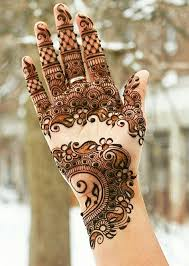 75 beautiful designs of eid and weddings mehndi henna for girls